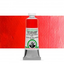 Old Holland : Classic Oil : 40ml Bright Red