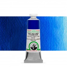 Old Holland : Classic Oil : 40ml Cyan Blue