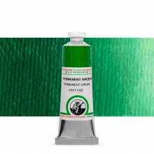 Old Holland : Classic Oil : 40ml Permanent Green
