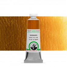 Old Holland : Classic Oil : 40ml Mars Yellow