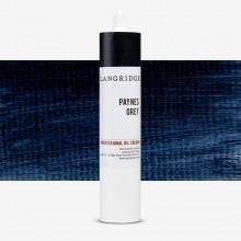 Langridge : Oil Paint : 300ml : Paynes Grey