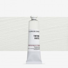 Langridge : Oil Paint : 40ml : Tinting White