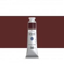 Lefranc & Bourgeois : Extra Fine Oil Paint : 40ml : Transparent Brown