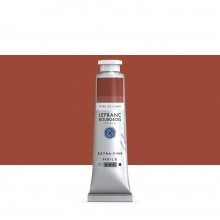 Lefranc & Bourgeois : Extra Fine Oil Paint : 40ml : Red Oxide