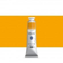 Lefranc & Bourgeois : Extra Fine Oil Paint : 40ml : Stil De Grain Yellow
