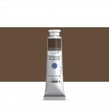 Lefranc & Bourgeois : Extra Fine Oil Paint : 40ml : Raw Umber