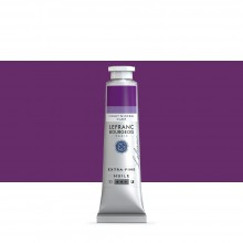 Lefranc & Bourgeois : Extra Fine Oil Paint : 40ml : Mineral Violet Light