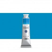 Lefranc & Bourgeois : Extra Fine Oil Paint : 40ml : Ocean Blue
