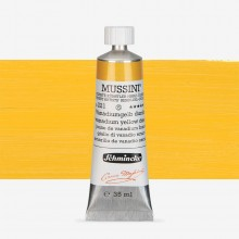 Schmincke : Mussini Oil Paint : 35ml : Vanadium Yellow Deep