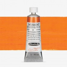 Schmincke : Mussini Oil Paint : 35ml : Cadmium Orange