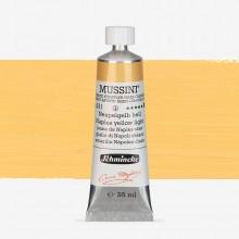 Schmincke : Mussini Oil Paint : 35ml : Naples Yellow Light