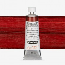 Schmincke : Mussini Oil Paint : 35ml : Madder Root Tone