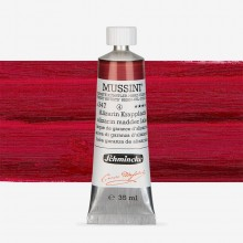 Schmincke : Mussini Oil Paint : 35ml : Alizarin Madder Lake