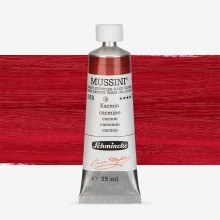 Schmincke : Mussini Oil Paint : 35ml : Carmine