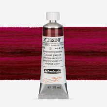 Schmincke : Mussini Oil Paint : 35ml : Caesar Purple