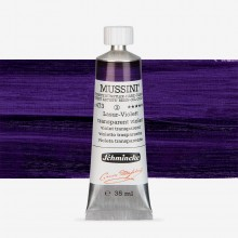 Schmincke : Mussini Oil Paint : 35ml : Translucent Violet