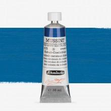 Schmincke : Mussini Oil Paint : 35ml : Cobalt Cerulean Blue