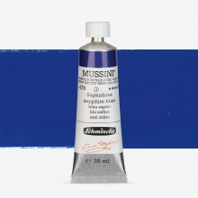 Schmincke : Mussini Oil Paint : 35ml : Cobalt Blue Tone