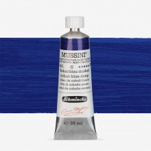 Schmincke : Mussini Oil Paint : 35ml : Cobalt Blue Deep