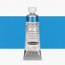 Schmincke : Mussini Oil Paint : 35ml : Royal Blue Deep