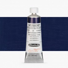 Schmincke : Mussini Oil Paint : 35ml : Byzanthine Blue