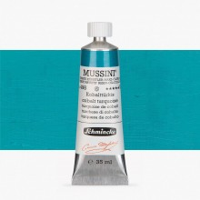 Schmincke : Mussini Oil Paint : 35ml : Cobalt Turquoise