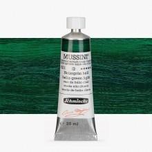 Schmincke : Mussini Oil Paint : 35ml : Helio Green Light