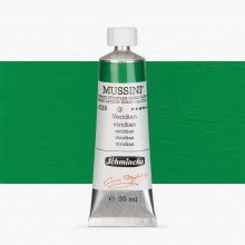 Schmincke : Mussini Oil Paint : 35ml : Viridian