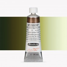 Schmincke : Mussini Oil Paint : 35ml : Natural Bohemian Green Earth