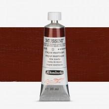 Schmincke : Mussini Oil Paint : 35ml : Caput Mortuum