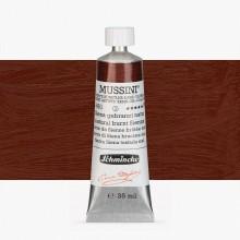 Schmincke : Mussini Oil Paint : 35ml : Natural Burnt Sienna