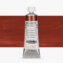 Schmincke : Mussini Oil Paint : 35ml : Pozzuoli Earth