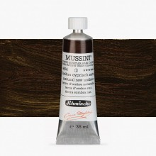 Schmincke : Mussini Oil Paint : 35ml : Natural Raw Umber