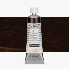 Schmincke : Mussini Oil Paint : 35ml : Natural Burnt Umber