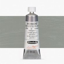 Schmincke : Mussini Oil Paint : 35ml : Bluish Grey No 1