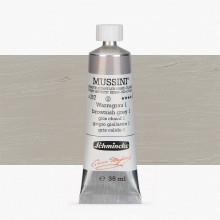 Schmincke : Mussini Oil Paint : 35ml : Brownish Grey No 1