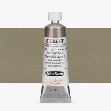 Schmincke : Mussini Oil Paint : 35ml : Brownish Grey No 2