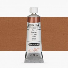 Schmincke : Mussini Oil Paint : 35ml : Copper