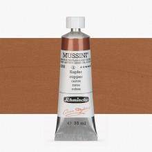 Schmincke : Mussini Oil Paint : 35ml : Copper
