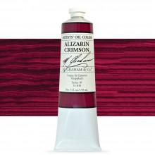 M. Graham : Artists' Oil Paint : 150ml : Alizarin Crimson
