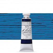 M. Graham : Artists' Oil Paint : 37ml : Anthraquinone Blue