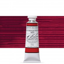 M. Graham : Artists' Oil Paint : 37ml : Anthraquinone Red