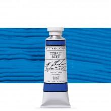 M. Graham : Artists' Oil Paint : 37ml : Cobalt Blue