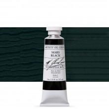 M. Graham : Artists' Oil Paint : 37ml : Mars Black