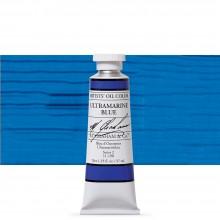 M. Graham : Artists' Oil Paint : 37ml : Ultramarine Blue
