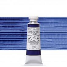 M. Graham : Artists' Oil Paint : 37ml : Ultramarine Violet