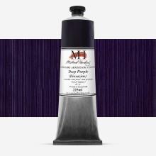 Michael Harding : Oil Paint : 225ML : Deep Purple (Dioxazine)