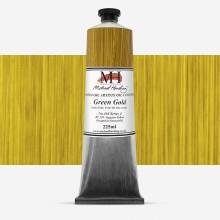 Michael Harding : Oil Paint : 225ml : Green Gold