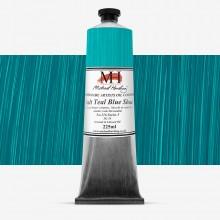 Michael Harding : Oil Paint : 225ml : Cobalt Teal Blue Shade