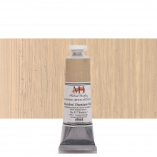 Michael Harding : Oil Paint : 40ml : Unbleached Titanium
